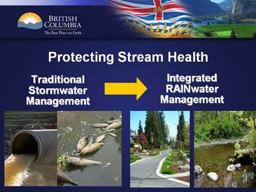 2008 comox valley seminar #1 - protecting stream health