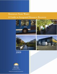 Intregrated resource recovery - guide cover (240p)