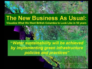 Green infrastructure & water sustainability (360p)