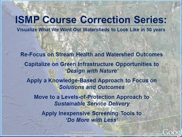 ISMP course correction series