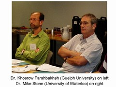 UBC conference - khosrow & mike (240pixels)