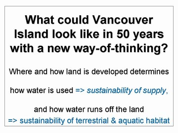 What vancouver island could look like in 50 years - box version