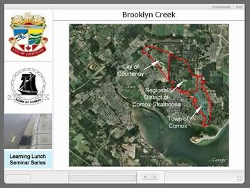 Courtenay seminar #3 - brooklyn creek municipal boundaries