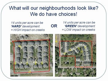 Metro vancouver reference panel - choices
