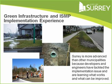 Metro vancouver reference panel - surrey experience