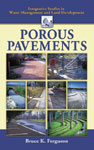 Porous pavements by bruce ferguson