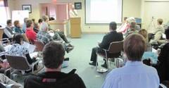 Comox valley seminar #2 (240p) - group scene