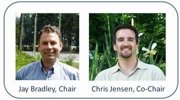VICT co-chairs: jay bradley & chris jensen