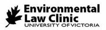 UVic environmental law clinic - logo