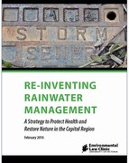 Re-Inventing rainwater management - cover (180p)