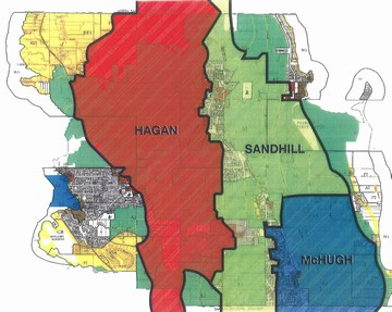 District of central saanich ismp