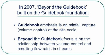 Beyond the guidebook 2007 - foundation