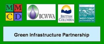 Green infrastructure partnership logos
