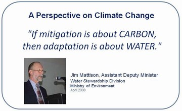 Jim mattison - climate change