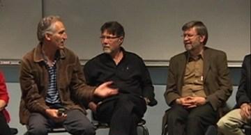 Ted van der gulik, chris wood and kim stephens