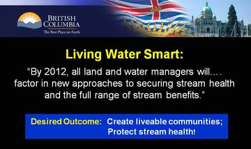 Living water smart - by 2012