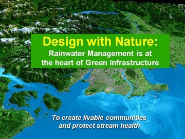 Living water smart - design with nature