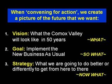 Courtenay seminar #3 - convening for action