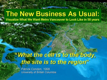 REAC presentation (feb 2009) - the new business as usual