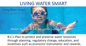 Surrey wbm forum - living water smart_v2