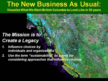 Penticton forum - mission statement