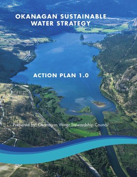 Okanagan sustainable water strategy - cover (360p)