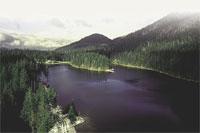 Eagle lake (200p)