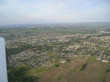 Dawson creek - aerial (360p)