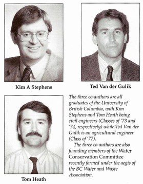1992 water conservation magazine article - the authors (360p)