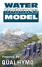 Water balance model - 2009