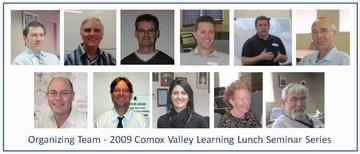 Comox valley - the organizing team