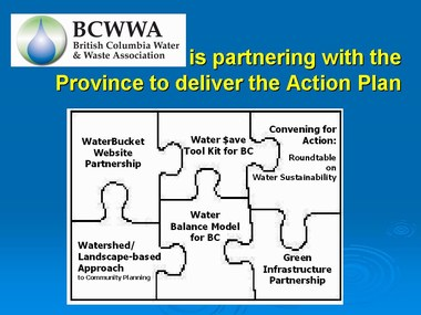 Partenrship with province