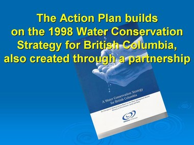 1998 water conservation strategy