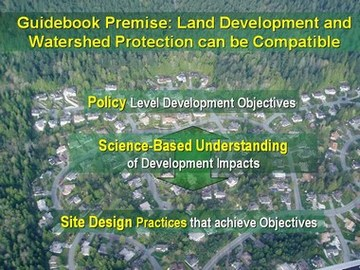 Stormwater guidebook - watershed protection