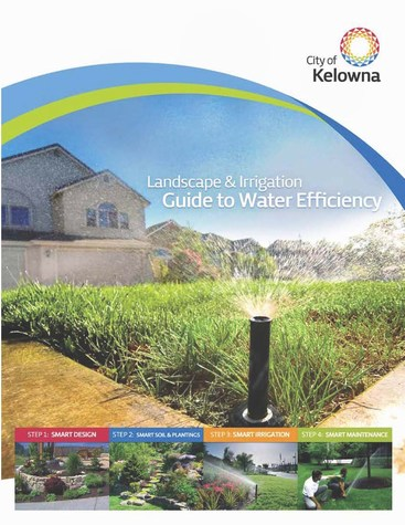 Landscape & irrigation guide to water efficiency